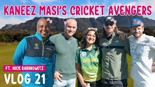 THE SA CRICKET AVENGERS Feat. DALE STEYN , PAUL ADAMS AND PADDY UPTON
