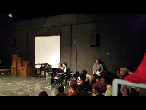 Martin Luther King Day at King College Prep High School