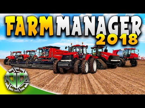 WELCOME TO DIESEL FARMS : Farm Manager 2018 Gameplay Full Release
