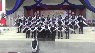 Johan Bicara Berirama Berintegriti Peringkat Negeri Kedah Darul Aman 2015