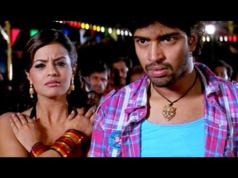Gamyam Movie || Allari Naresh Saving Dancer Stunning Action Scene