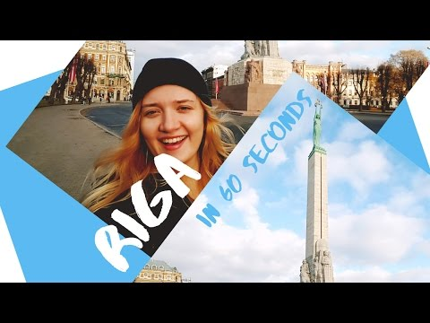 RIGA IN A MINUTE