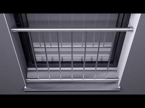 montageanleitung franz sischer balkon fenstergitter fb. Black Bedroom Furniture Sets. Home Design Ideas