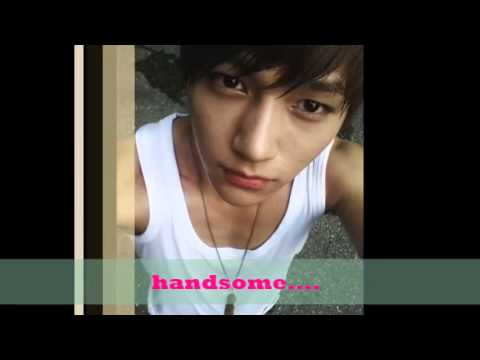 L (kim myung soo ) It's Gonna Be Love... - YouTube
