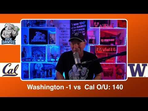 Washington vs Cal 2/20/21 Free College Basketball Pick and Prediction CBB Betting Tips