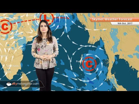 Weather Forecast for Oct 9: Delhi NCR will continue to be dry; Moderate rain in Mumbai, Hyderabad