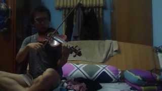 dấu mưa trung qun violin cover