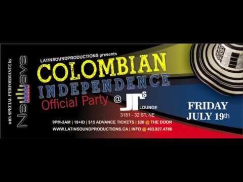 COLOMBIA INDEPENDENCE