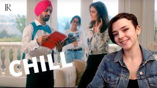 Stranger Song Diljit Dosanjh REACTION | Indi Rossi