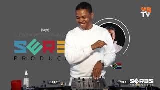 Dj Noah LiveStream #01 with Seres Produções and NR TV