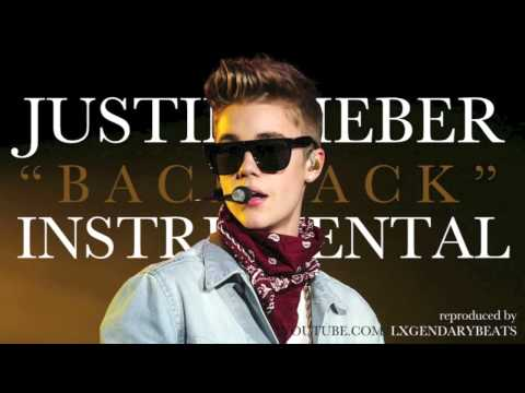 Justin Bieber - Backpack (INSTRUMENTAL) w/ DOWNLOAD LINK