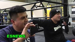 Mikey Garcia Cant Wait For Errol Spence Fight - EsNews Boxing