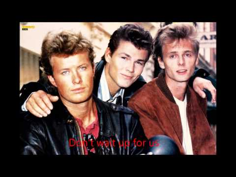 The Bandstand - A-Ha with Lyrics.