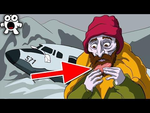 One Dark Secret Kept Survivors Of A Remote Plane Crash Alive