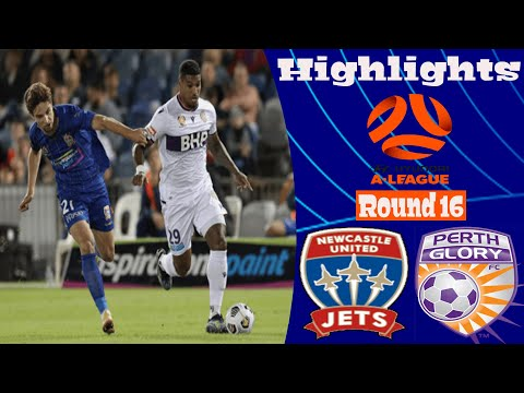Newcastle Jets Perth Goals And Highlights