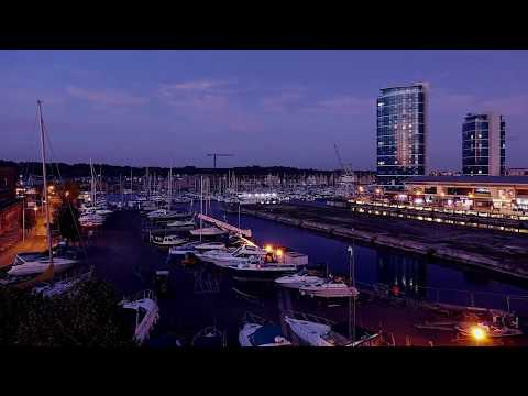 Chatham Maritime Time Lapse