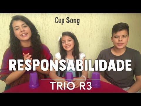 Trio R3 - Responsabilidade (Iphone Vídeo) novidade
