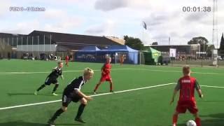 Niels Hald Cup. Farum Boldklub/FCN Talent U12(05) . FCN - Dalum. Resultat 4-0