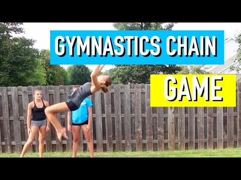 Gymnastics Chain Game
