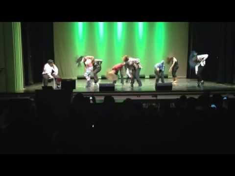 The ConglomeratE FIRST PLACE PERFORMANCE @UofI Access Granted 2014