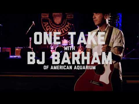 BJ Barham of American Aquarium - Tough Times