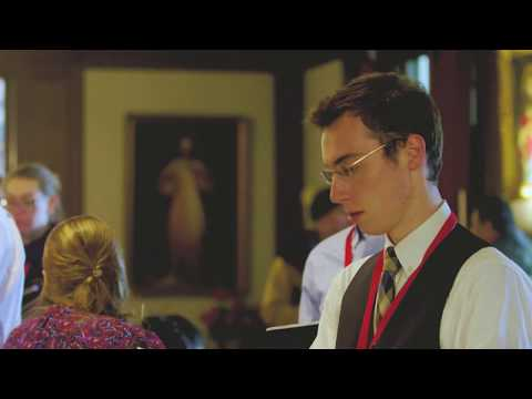 Northeast Catholic College sings for Divine Mercy Sunday