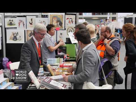 World Dog Show Amsterdam 2018 Impression