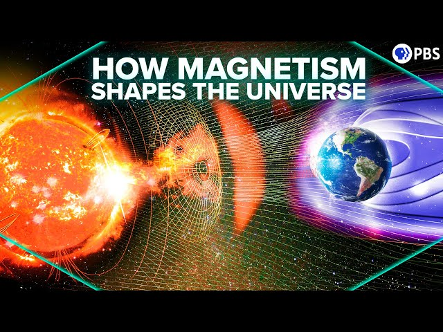 How Magnetism Shapes The Universe