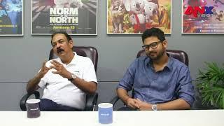 Ein rendezvous mit der Vater-Sohn-team Arjun und AK Madhavan der Montage