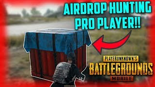 PUBG MOBILE AIRDROP HUNTING SQUAD Serious Gameplay Lets Go Boyzz