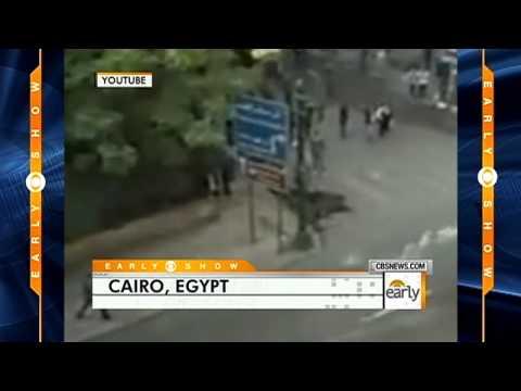 Cairo Riots Against President