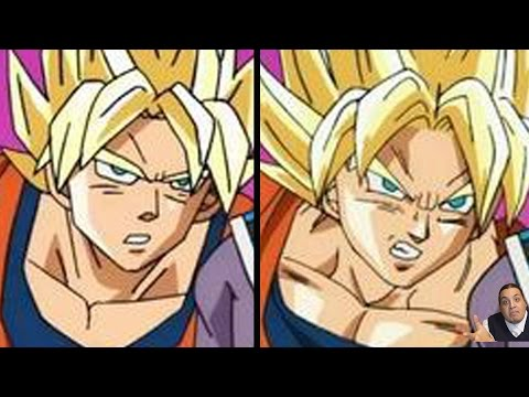 Toei Animation Fixes Dragon Ball Super Episode 5 -- All Comparison Shots
