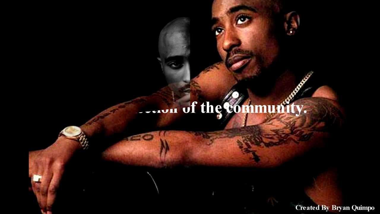 Tupac Shakur Quotes  YouTube