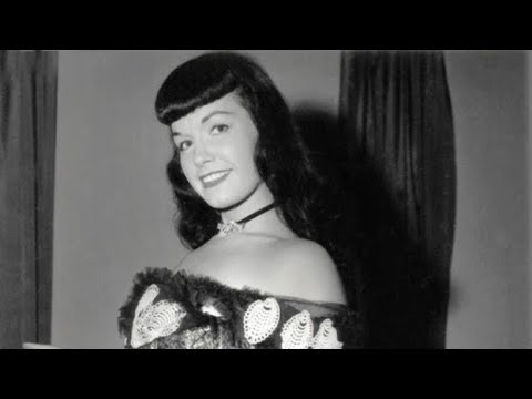 Unknown Shocking Facts About Bettie Page || Pastimers