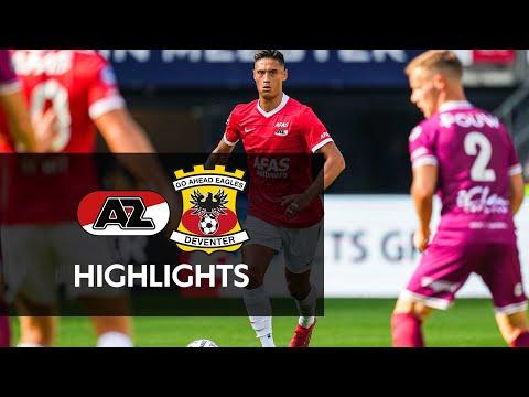 Alkmaar G.A. Eagles Goals And Highlights