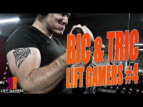 BIC & TRIC! | #LIFTGAMERS