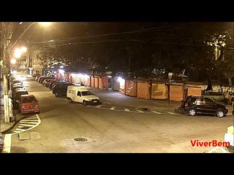 Assalto no centro de Niterói/RJ