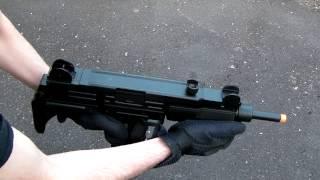 Metralleta o Subfusil Uzi Carbine eléctrica de Well, Electropolis