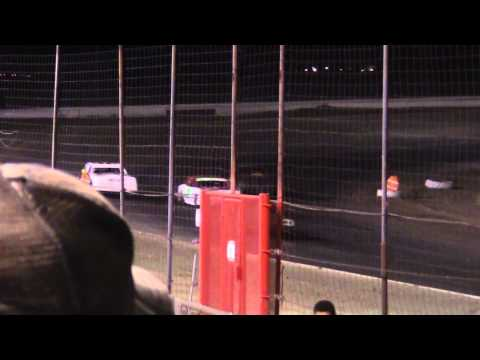 """""""Fall Brawl"""" Hobby and Pure Stocks at Lubbock Speedway 9-21-13"""
