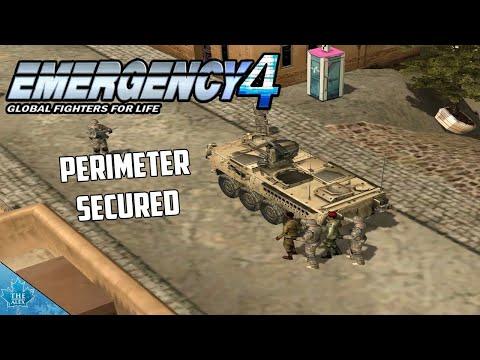 Emergency 4 - U.S. Army Mod