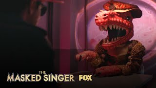 The Clues: T-Rex | Season 3 Ep. 8 | THE MASKED SINGER