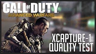 Micomsoft XCAPTURE-1 Test | Call of Duty: Advanced Warfare