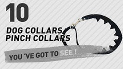 Dog Collars Pinch Collars // Top 10 Most Popular