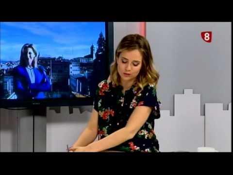 Eva Gª Sáenz De Urturi Presenta