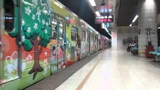 20140331@5929次[松山発縦貫線(北段)経由桃園行](EMU600型電聯車)專開列車~板橋站出發!!