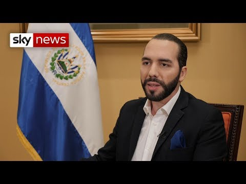 In Full: President Of El Salvador On Migrant Deaths, Trump And Tackling Corruption