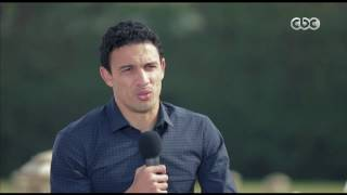 خاص مع لميس | محمد ناجي جدو يحكي قصة هدفه في الجزائر