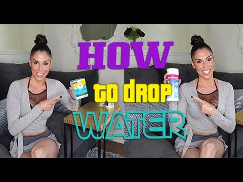 HOW TO GET RID OF WATER RETENTION / BLOATING/ TOXINS: Fitness Hacks!