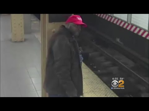 Man Wearing MAGA Hat Wanted In hate Crime