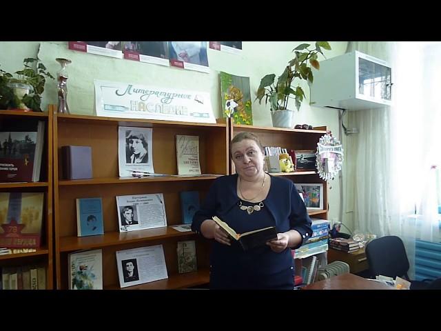 Изображение предпросмотра прочтения – ТатьянаМартюшова читает произведение «Пасха в апреле» М.И.Цветаевой
